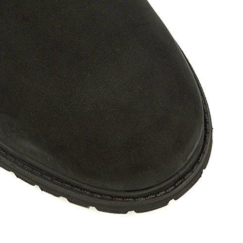 Timberland 6 In Premium-W, Botines para Mujer negro - negro