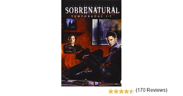Pack Sobrenatural - Temporadas 1-7 [DVD]: Amazon.es: Jared ...