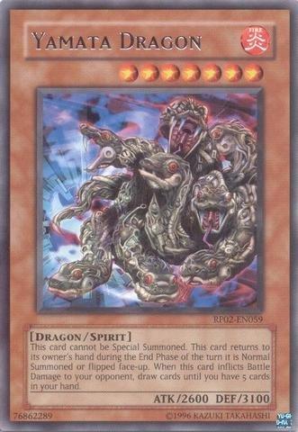 yu gi oh yamata dragon - 5