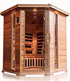 SunRay Bristol Bay 4 Person Infrared Corner Cedar Sauna Review