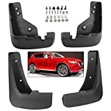 (US) Splash Guards Full Set Front Rear 2017-2018 Mazda CX-5 CX5 Mud Flaps