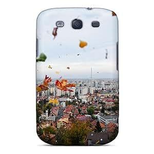 Tpu StellasKeller Shockproof Scratcheproof Brasov Hard Case Cover For Galaxy S3