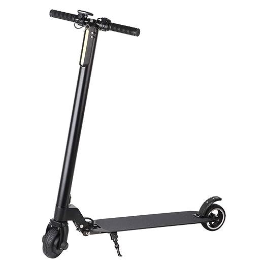 Oipoodde Scooter electrico 14-18 kilómetro de Largo Alcance ...