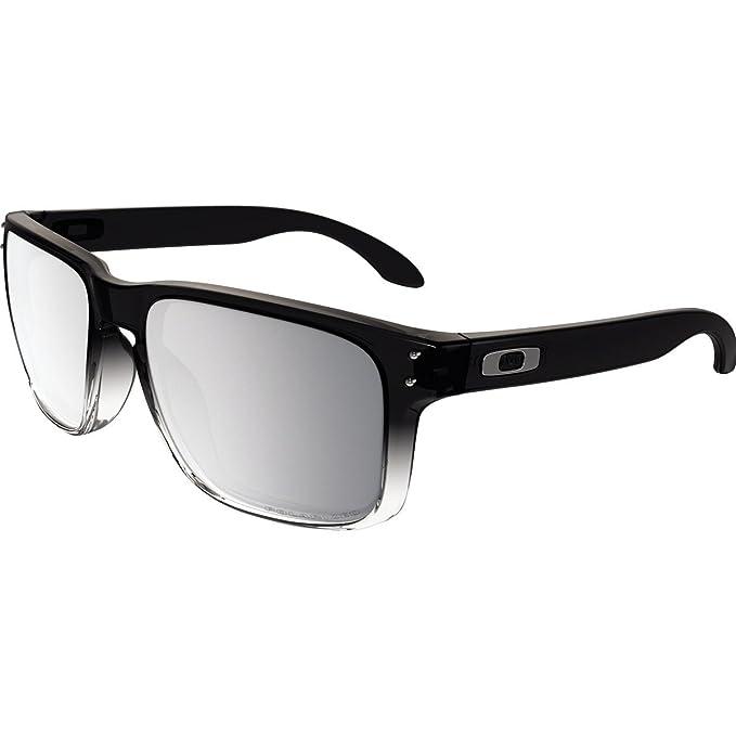 godere del prezzo più basso elegante nuovo massimo Oakley Men's Holbrook Polarized Rectangular Sunglasses