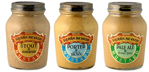- Sierra Nevada Mustard Gift Set!