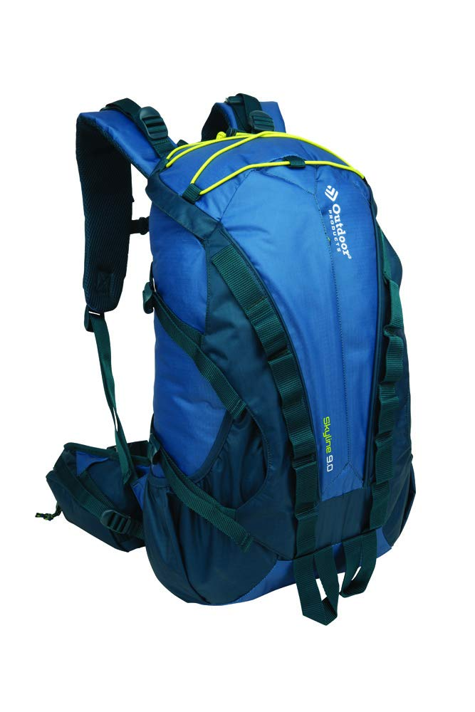 28.9-Liter Storage Outdoor Products Skyline Internal Frame Backpack