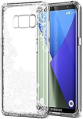 Funda Samsung Galaxy S8 Plus, Eouine Cárcasa Silicona 3d ...