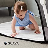 Guava Family - Lotus Crib Plush Quilted Fitted