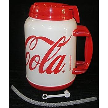 Amazon Com 64 Oz Insulated Pepsi Travel Mug Kitchen Amp Dining