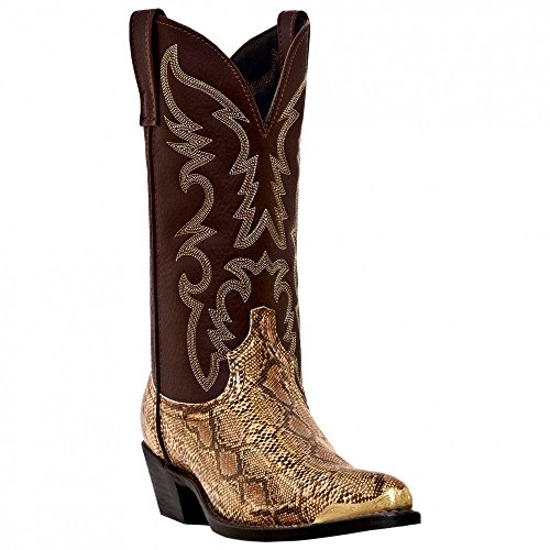 onty Western Boot,Brown/Copper,9.5 D US ()
