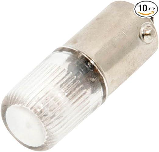 NOS Box of 10 Sunray Lighting B2A Bulbs