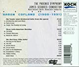 Copland: Suite from The Tender Land; 3 Latin-American Sketches; Suite from The Red Pony