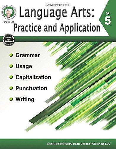 Download Language Arts: Practice and Application, Grade 5 ebook