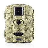 Trail Camera OUTAD Hunting Camera Game Scouting Camera 12MP IP65 with Night Vision 2.4 Inches LCD Screen (Desert Camouflage)