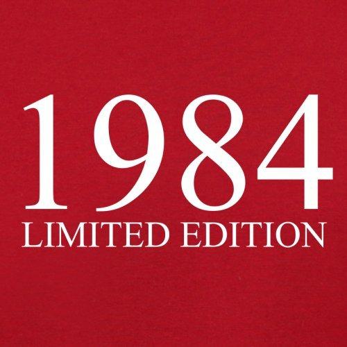 1984 Limierte Auflage / Limited Edition - 33. Geburtstag - Herren T-Shirt - Rot - M
