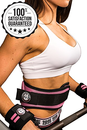 "6"" PRO OLYMPIC WEIGHT LIFTING BELT 