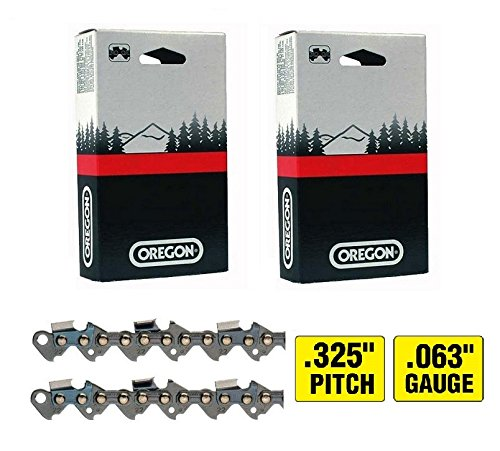 Chain Link Gauge (2 Pack, Oregon 22LPX068G 18