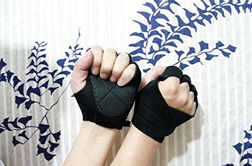 Sports Training Fitness Finger Gloves
