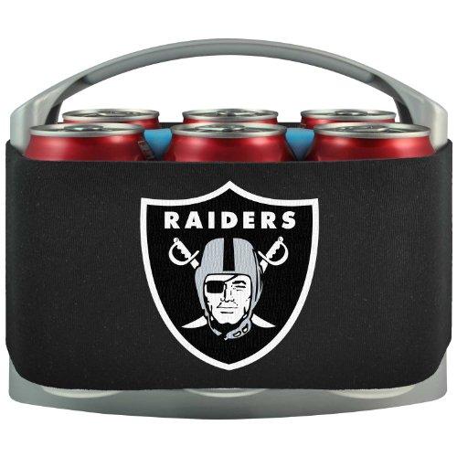 (NFL Oakland Raiders Cool Six Cooler)