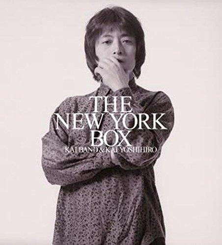 KAI BAND&YOSHIHIRO KAI NEW YORK BOX(DVD付)                                                                                                                                                                                                                                                                                                                                                                                                <span class=