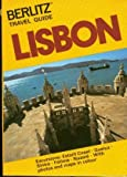 Lisbon Travel Guide, Berlitz Editors, 0029692008