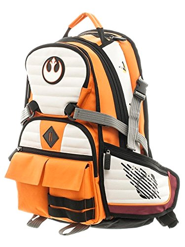 Bioworld Star Wars Rebel Squadron Pilot Laptop Backpack Standard for $<!--$46.09-->