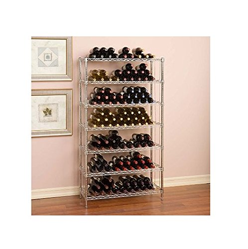64 bottle wine rack - 9