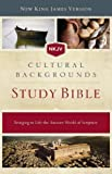 NKJV, Cultural Backgrounds Study Bible, Hardcover, Red Letter Edition: Bringing to Life the Ancient World of Scripture