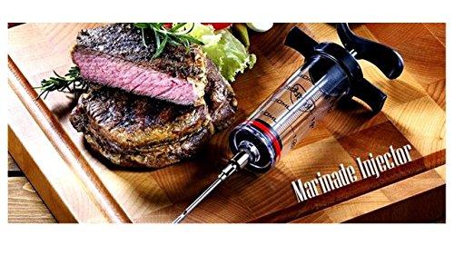 Meat Marinade Injector By Rockaz Kitchenware