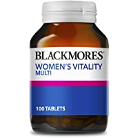 Blackmores Womens Vitality Multi, 100 Tablets, 270 Grams