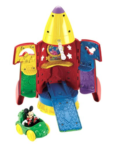 Fisher Price Disneys Mickey Mouse Rocket