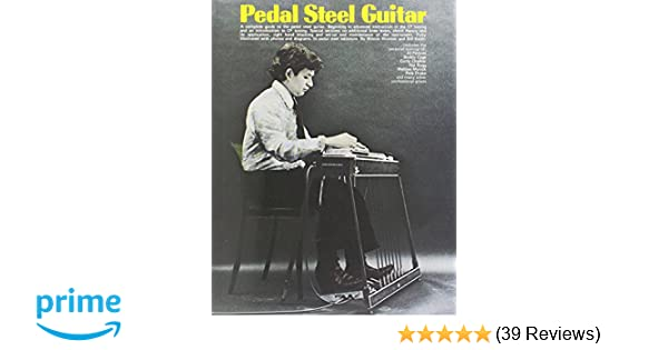 COMPLETE GUIDE TO PEDAL STEEL GUITAR TAB BOOK CD SET