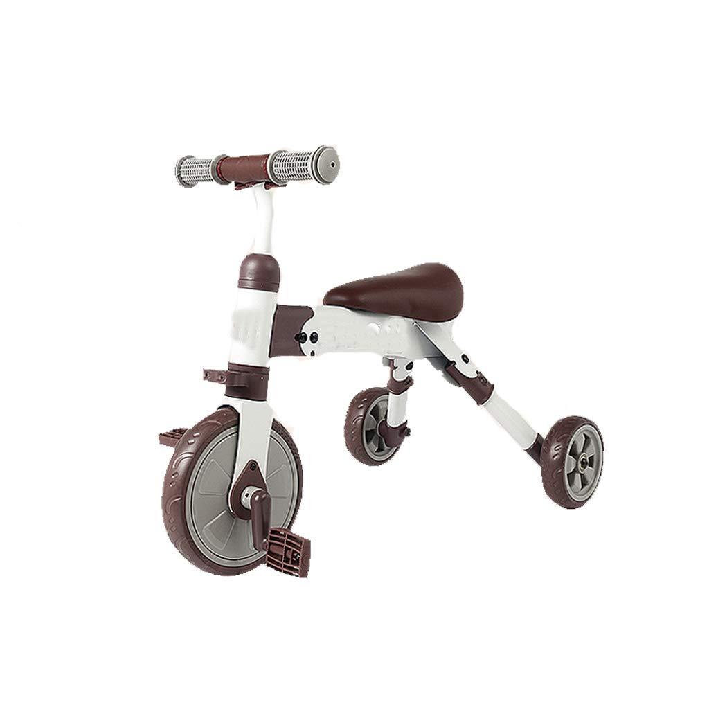 100% autentico  1 Bicicleta de juguete juguete juguete de triciclo con pedales para niños pequeños para bebés y niños pequeños 1-3 años  contador genuino