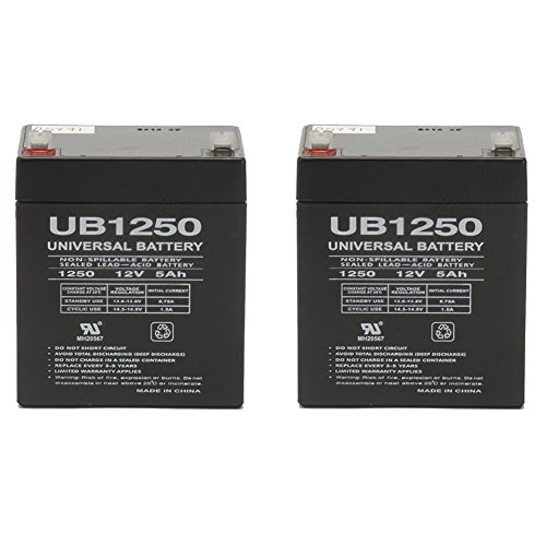 12v 5.4ah 5Ah Battery Razor E100 Electric Scooter & Gas - 2 Pack Razor E100 Battery
