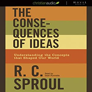 The Consequences of Ideas Hörbuch
