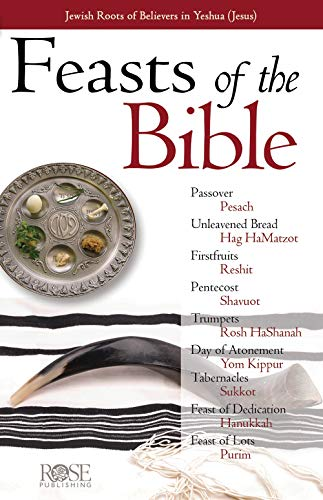 Feasts & Holidays of the Bible pamphlet: Jewish