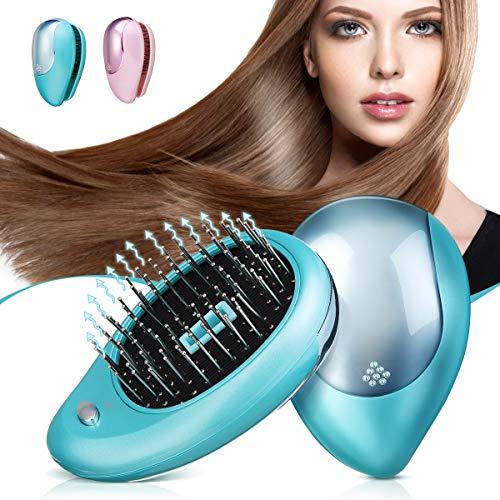 Electric Ionic Hairbrush Luckyfine