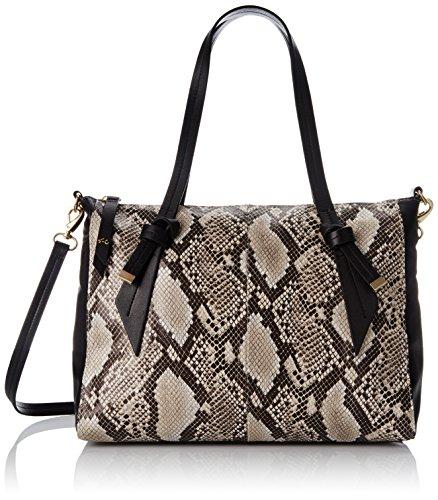 Foley + Corinna Bandeau Satchel Top Handle Bag, Diamond Snake Combo, One Size by Foley + Corinna