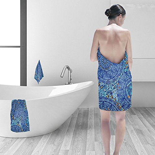Kline Sherry Pattern (Nalahomeqq Bath towel set Vintage floral motif ethnic seamless background Abstract lace pattern Ability to edit the colors out losing seamlessly Hand drawing colorful wallpaper EPS vector texture)