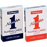Waddingtons - Juego de cartas (importado)