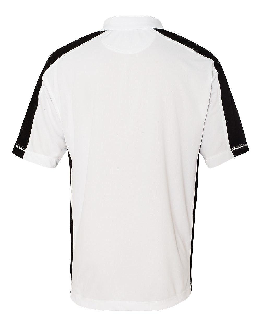 FeatherLite Colorblocked Moisture Free Mesh Sport Shirt 0465