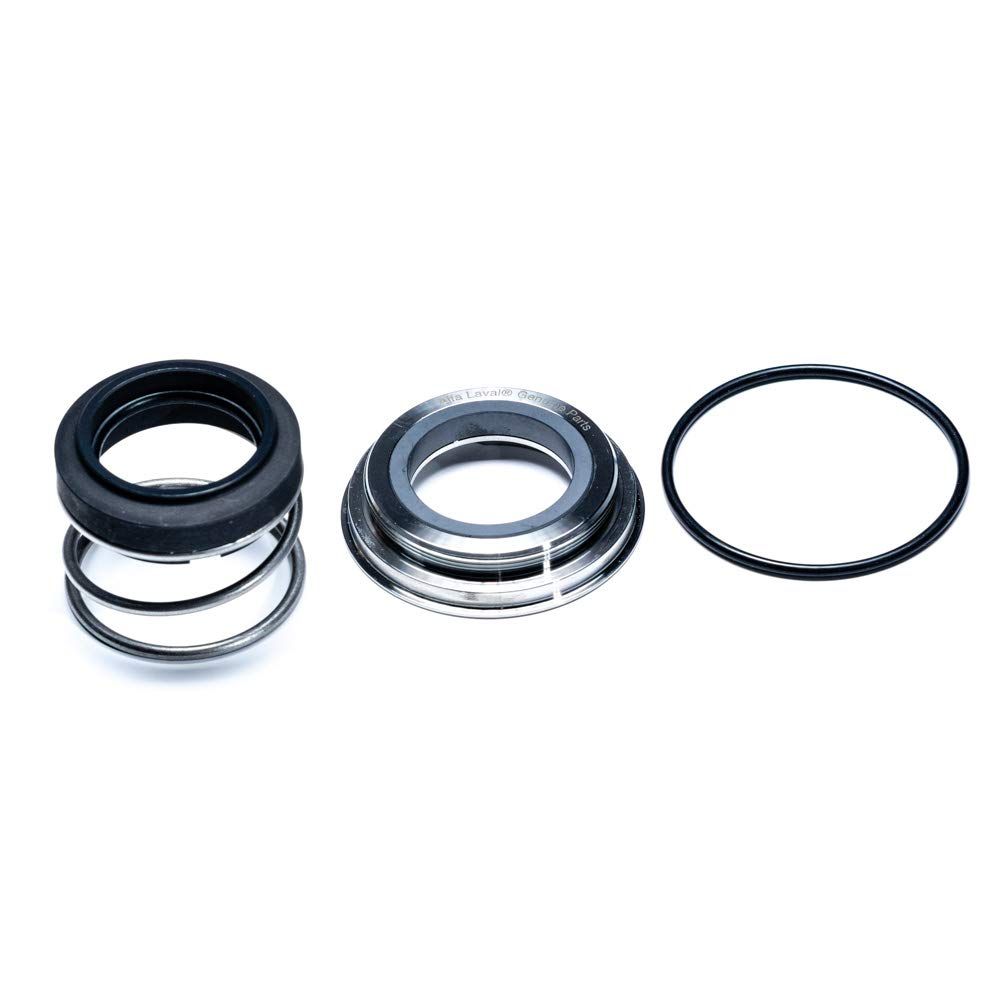 Alfa Laval 9612129617 Double Mechanical Pump Seal Kit for LKH10-60 EPDM SC//SC