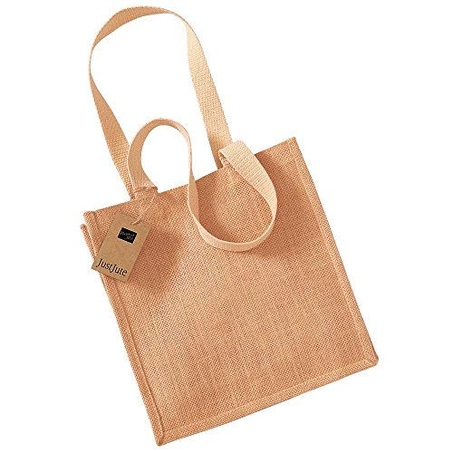 Jute Westford Compact Ladies Bag Size Tote Mill One Colours Natural qAx1tA