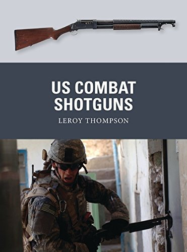 Download US Combat Shotguns (Weapon) pdf epub