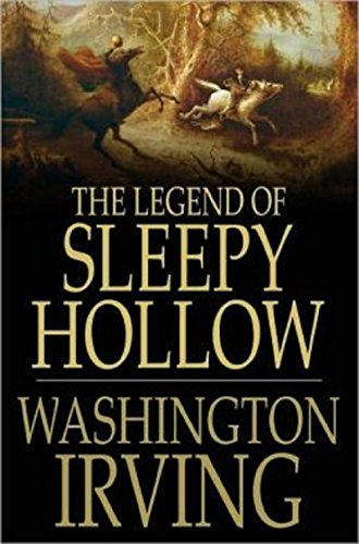 The Legend of Sleepy Hollow (Illustrated) by [Irving, Washington]