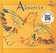 Alouette par Martine Bourre
