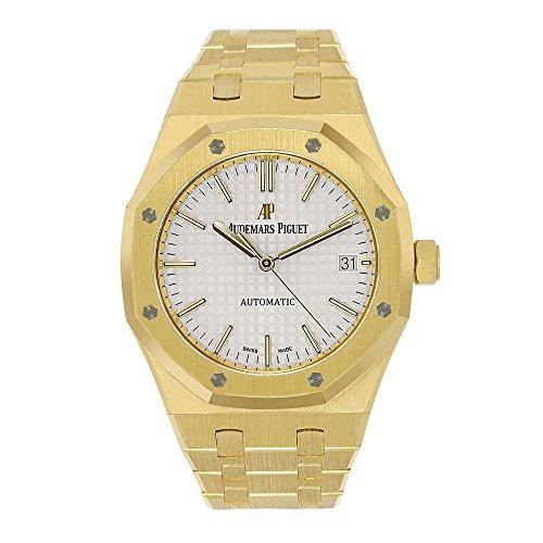 Audemars Piguet Ladies Royal Oak 37mm Yellow Gold Watch 15450BA.OO.1256BA.01
