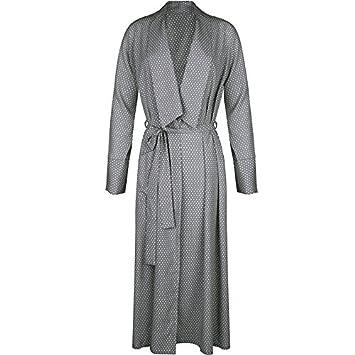 ropa de dormir camisón camisón pijama camisones ropa de casa manga larga pijamas impresos largos párrafos