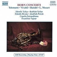Concerti pour cor