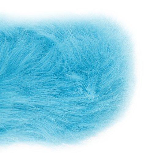Ellie Zapatos Mujeres 500-fuzz Bota Blue